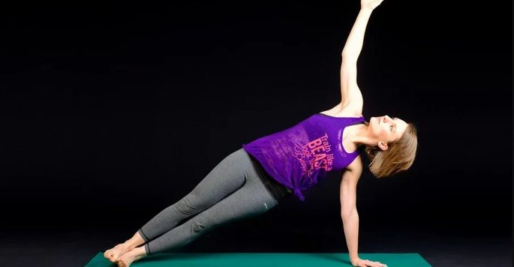 pour illustrer la méthode pilates