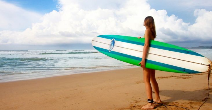 Bijoux pour surfer